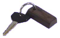 TC99 for transfer of magickal energy on key ring